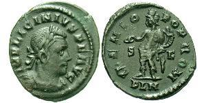 1 Follis Roman Empire (27BC-395) Bronze Licinius I (265-324)