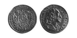 3 Kreuzer Electorate of Bavaria (1623 - 1806) Silver Maximilian III Joseph, Elector of Bavaria (1727 – 1777)