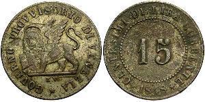 15 Centesimo Italia