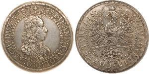 2 Thaler Sacro Romano Impero (962-1806) Argento Ferdinand III, Holy Roman Emperor (1608-1657)