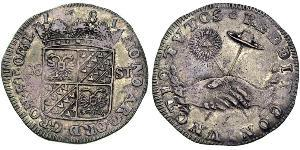 28 Stuiver Dutch Republic (1581 - 1795) Silver