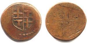 Order of Malta (1080 - ) Copper