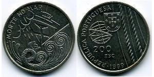 200 Escudo 葡萄牙 镍/銅