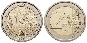 2 Euro 意大利
