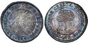 1 Real Guatemala Argento