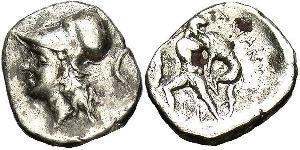 1 Litra Ancient Greece (1100BC-330) Silver