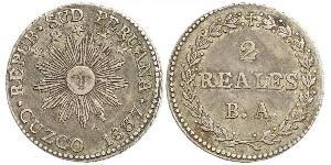 2 Реал Перу