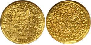 Franc Condado de Flandes (862-1795) Oro Luis II de Flandes (1330- 1384)