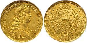 1 Ducat Habsburg Empire (1526-1804) Or
