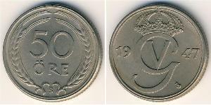 50 Ore Sweden