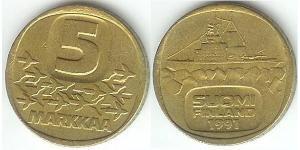5 Mark Finlandia (1917 - )