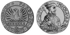 1 Zwolfer Principality of Transylvania (1571-1711) Silber