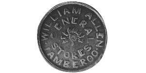 1 Пені Австралія (1788 - 1939) Мідь