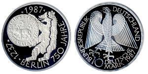 10 Mark Allemagne
