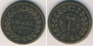 Erstes Kaiserreich (1804-1814) Bronze