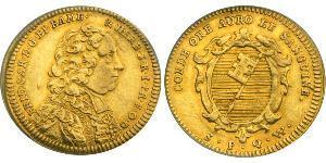 1 Гульден Федеральні землі Німеччини Золото