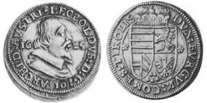 10 Kreuzer Sacro Romano Impero (962-1806) Argento