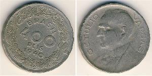 400 Reis Brasilien Kupfer/Nickel