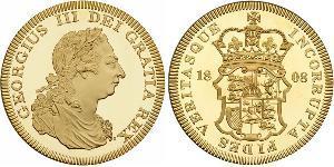 1 Crown 英国 金 喬治三世 (1738-1820)