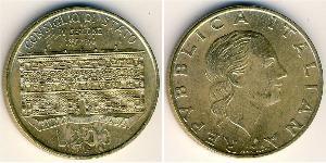 200 Lira Italia Bronce/Aluminio