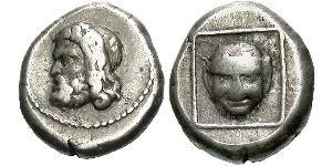 1 Hekte Grecia antica (1100BC-330) Elettro