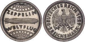 5 Reichsmark Німецька імперія (1871-1918) Срібло