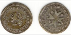 9 Tari Ordine di Malta (1080 - ) Rame