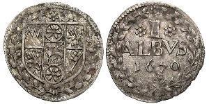 1 Albus Германия Серебро