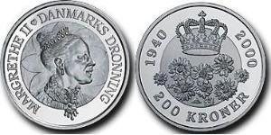 200 Krone 丹麦