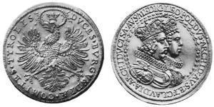 5 Ducat Sacro Imperio Romano (962-1806) Oro