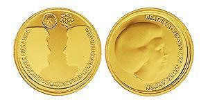 10 Euro Regno dei Paesi Bassi (1815 - ) Oro