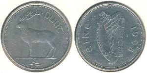 1 Pound Ireland (1922 - ) Copper/Nickel