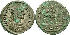 1 Antoniniano Impero romano (27BC-395) Bronzo Probo (232-282)