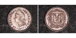 25 Centavo République dominicaine