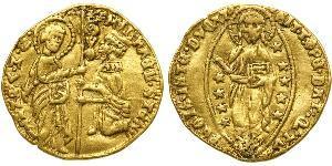 1 Ducat 教皇国 (754 - 1870) 金