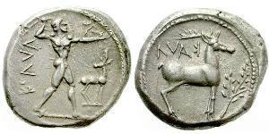 1 Nomos Ancient Greece (1100BC-330) 銀