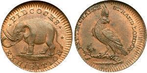 1 Farthing Kingdom of Great Britain (1707-1801)