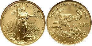 10 Dollar Vereinigten Staaten von Amerika (1776 - ) Gold