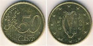 50 Euro Irland (1922 - ) Bronze/Aluminium