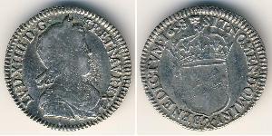 1/12 Ecu France Silver