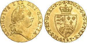 1 Guinea Kingdom of Great Britain (1707-1801) Gold George III (1738-1820)