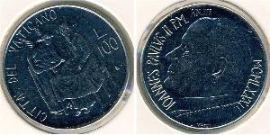 100 Lira Vatikan (1926-)