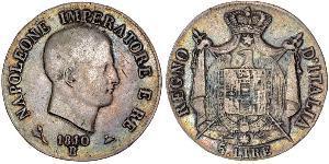 5 Lira Royaume d