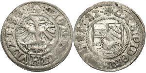 1/2 Batz States of Germany / Deutschland Silber