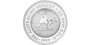 100 Dollar Australie (1939 - ) Or Elizabeth II (1926-)