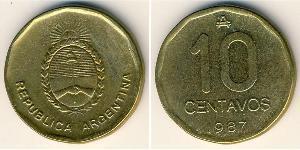 10 Centavo 阿根廷 黃銅