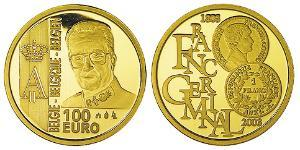 100 Euro Bélgica
