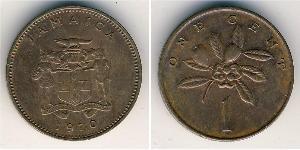 1 Cent Jamaica (1962 - ) Bronze