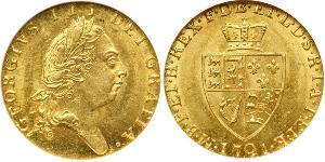 1/2 Guinea Kingdom of Great Britain (1707-1801) Gold George III (1738-1820)
