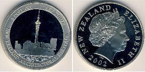 5 Dollaro Nuova Zelanda Rame/Nichel